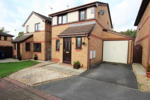 Fieldside Close, Lostock Hall